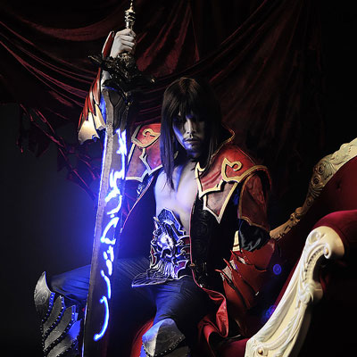 Gabriel from Castlevania Lords of Shadow
