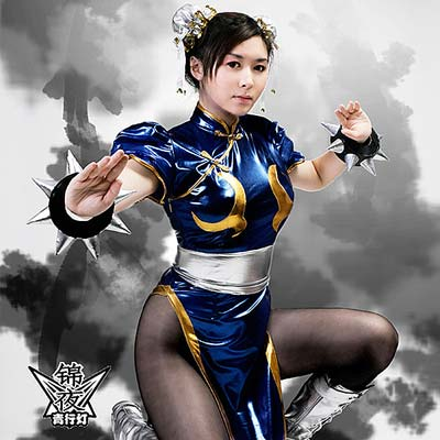 The Legend Of Chun Li Is Back In Street Fighter Cosplay My Game