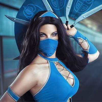 kitana from mortal kombat | Kitana mk9 alternate costume by ...