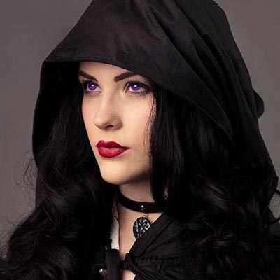 The Witcher Sorceress Yennefer of Vengerberg