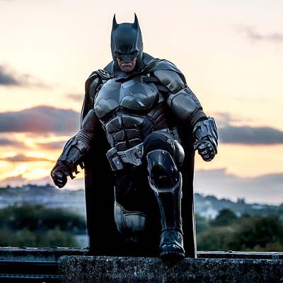 Batman The Caped Crusader Is Arkham S Last Hope Cosplay My Game