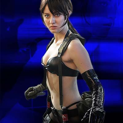 Metal Gear Solid V character Quiet