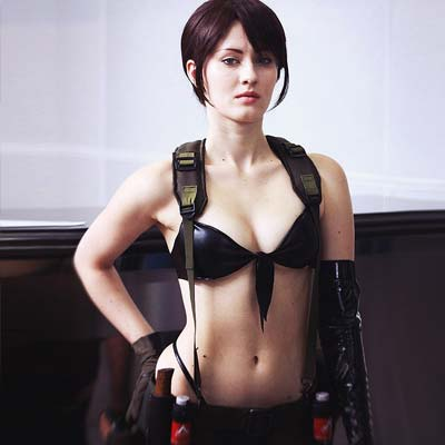 Oniksiya Sofinikum Is Quiet In Metal Gear Solid V