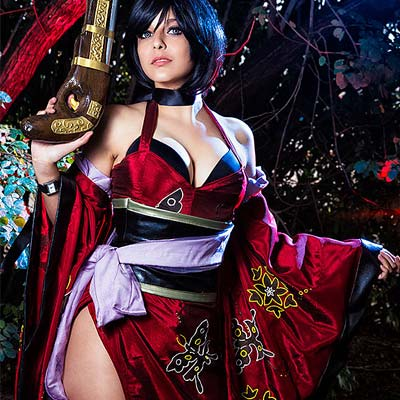 Ada Wong stars in feudal Japan