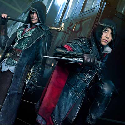 Twins Jacob And Evie Frye From Assassin S Creed Cosplay My Game