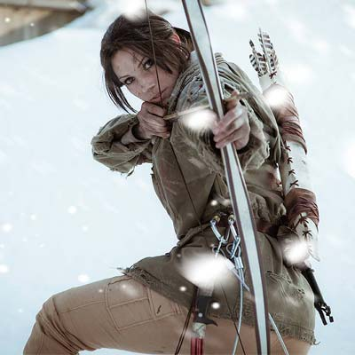 Lara accepts her destiny in Rise of Tomb Raider