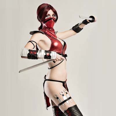 Skarlet is composed solely of blood