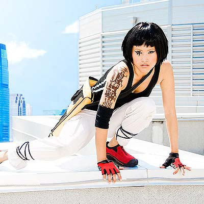 Faith Connors is the protagonist of Mirror's Edge