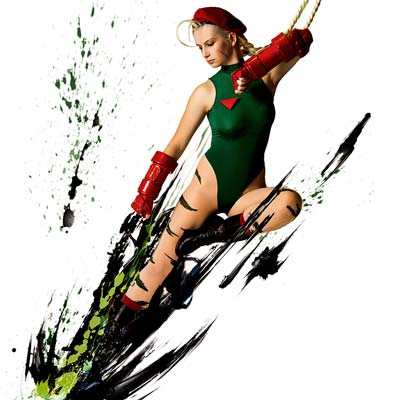 Cammy is Street Fighter's most wanted character