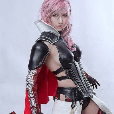 Kilory in Final Fantasy XIII cosplay