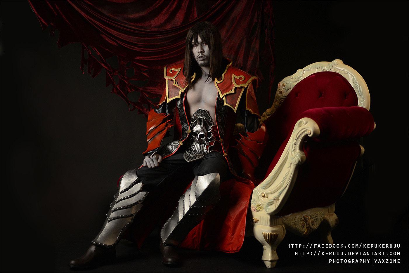 Gabriel belmont dracula lords of shadow 2